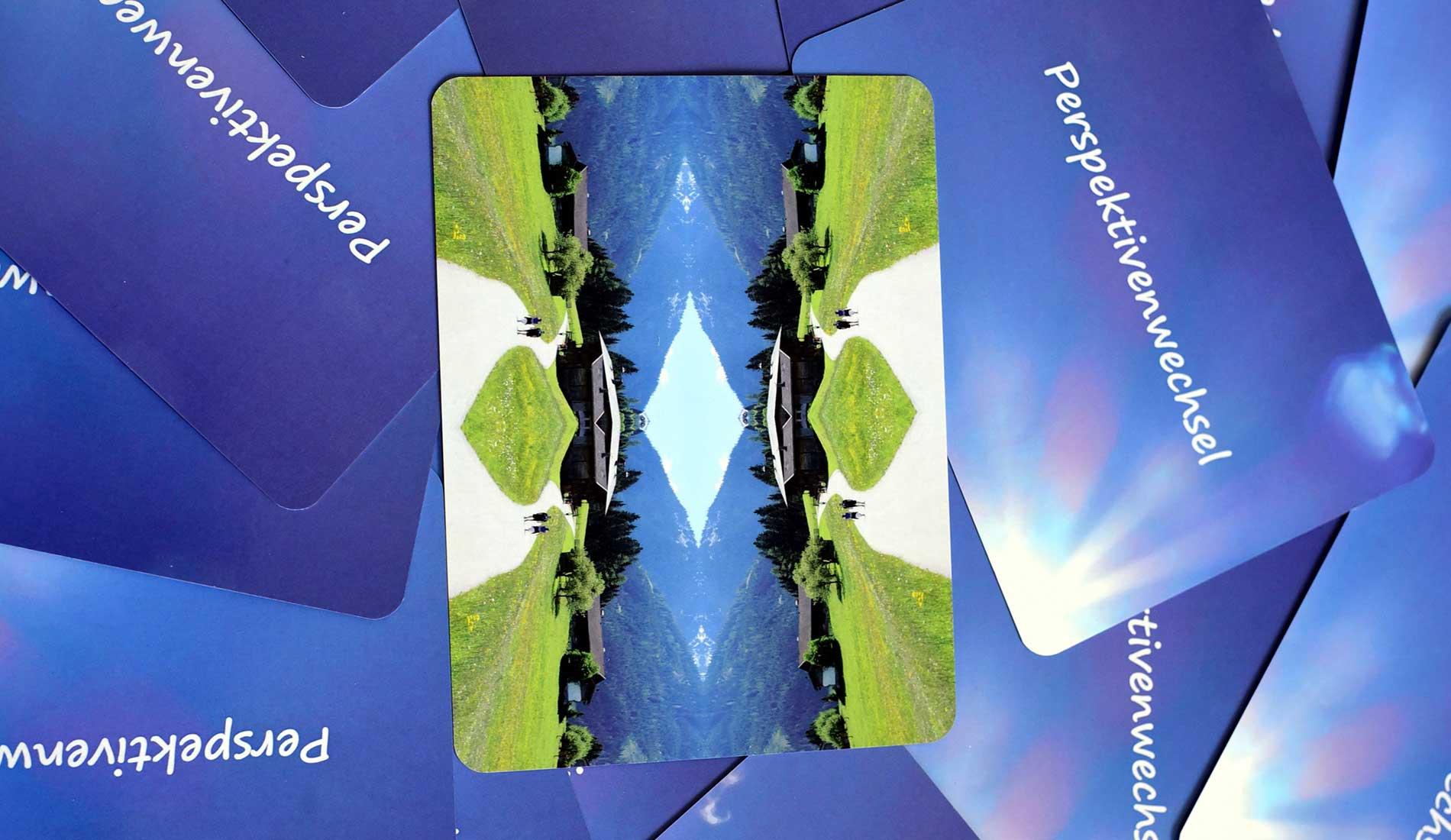 Mosaik-Perspektivenwechsel